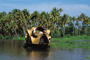 www.ayurveda-india.it: houseboat sulle backwaters